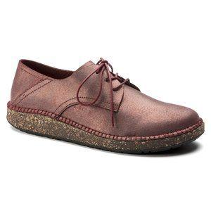 New Birkenstock Gary Red Sneaker 38